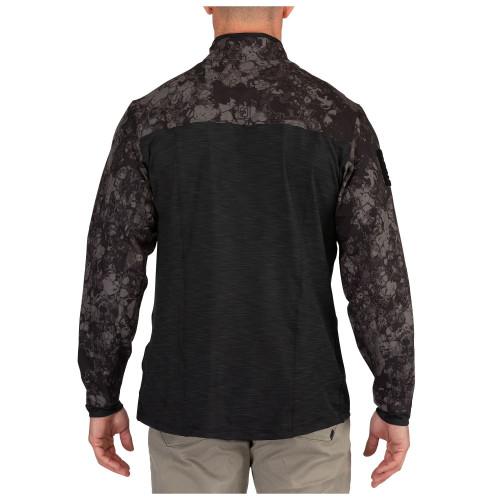 Рубашка GEO7 RAPID HALF ZIP, L/S