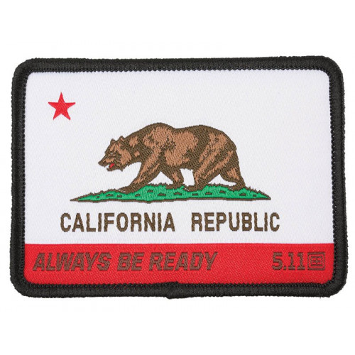 Патч 5.11 CA STATE BEAR