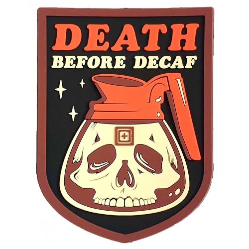 Патч 5.11 DEATH BEFORE DECAF