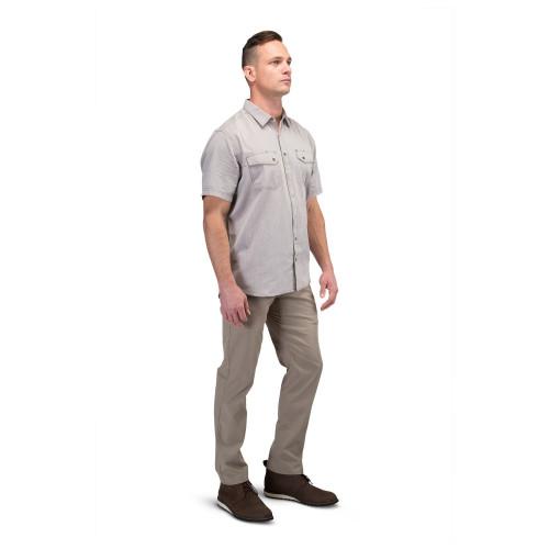 Рубашка HERRINGBONE S/S