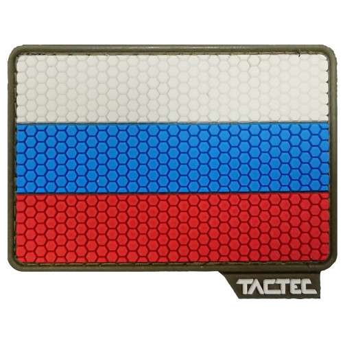 Патч TACTEC FLAG