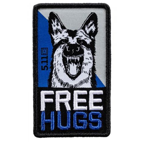 Патч 5.11 FREE HUGS