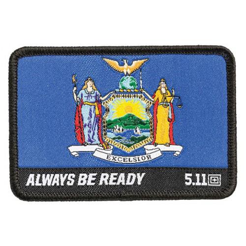 Патч 5.11 NEW YORK STATE FLAG