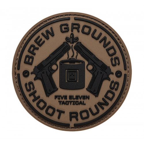 Патч 5.11 BREW GROUNDS