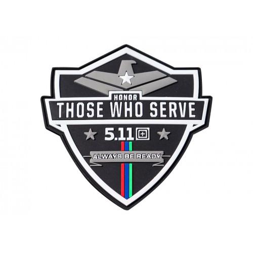 Патч HONOR THOSE WHO SERVE