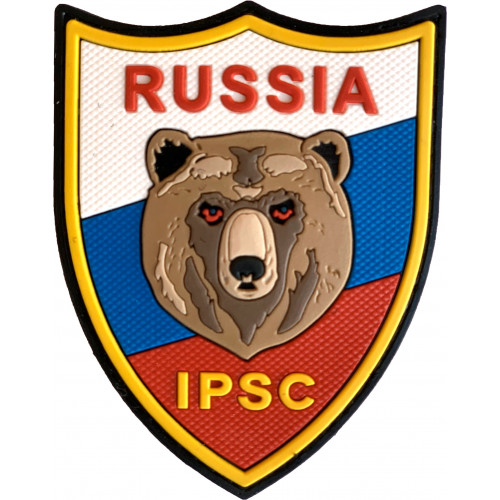 Патч TACTEC IPSC RUSSIA