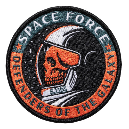 Патч 5.11 SPACE FORCE