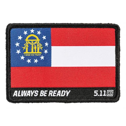 Патч 5.11 GEORGIA STATE FLAG
