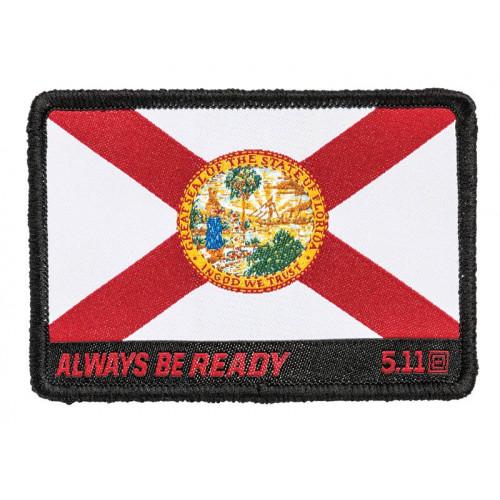 Патч 5.11 FLORIDA STATE FLAG